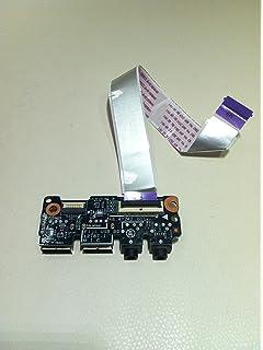 HP 721542-001 USB and audio board