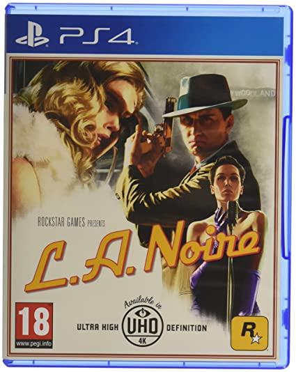 Buy L A Noire (PS4) Online at Low Prices in India | Rockstar Games