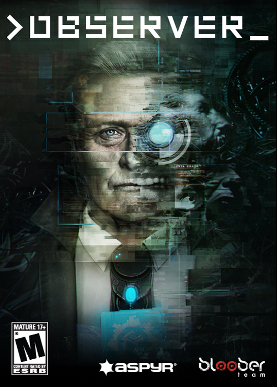 >Observer_ [Online Game Code] - Games Pc Horror