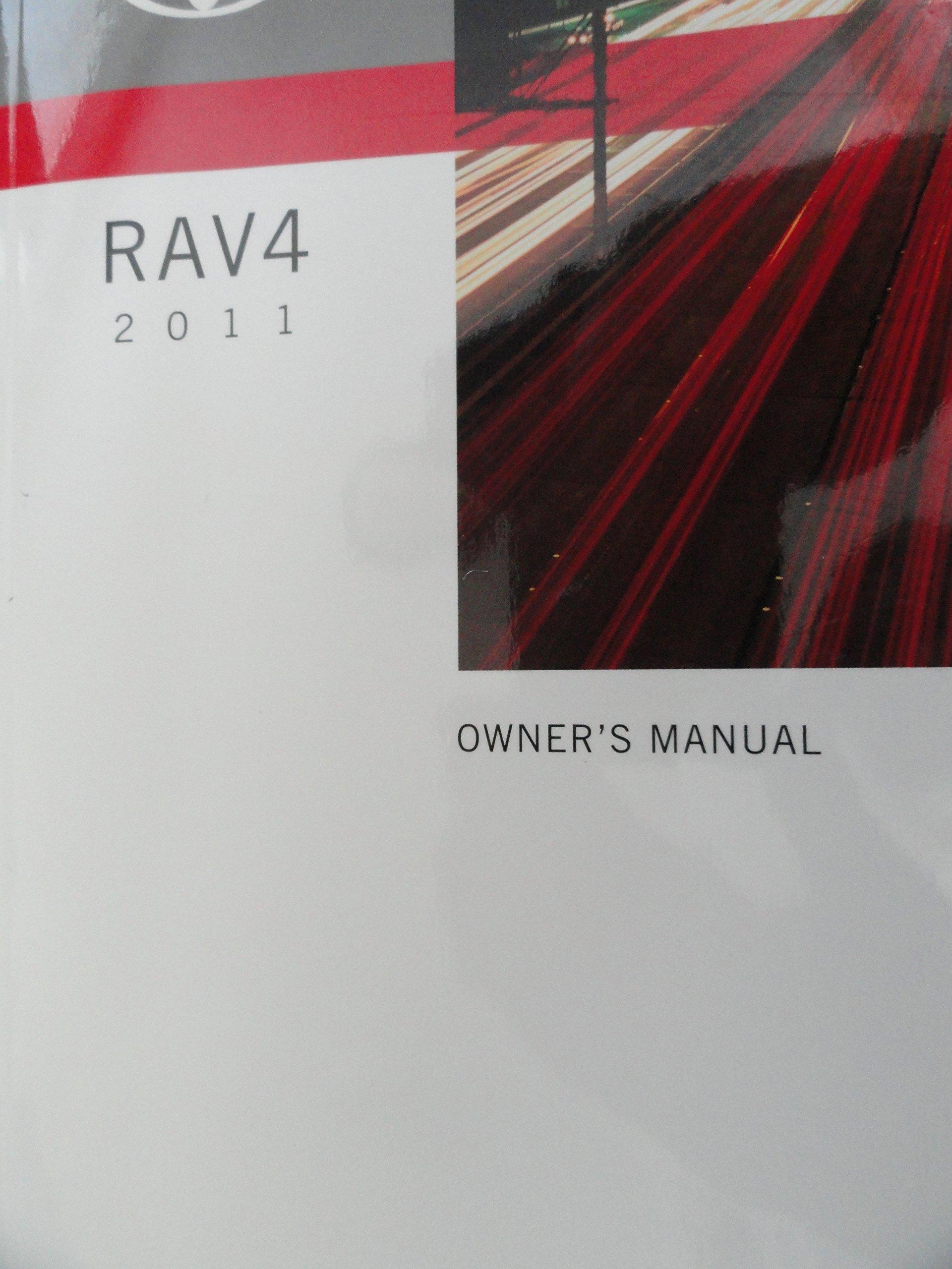 2011 toyota rav4 owners manual toyota amazon com books rh amazon com 2012 toyota rav4 owners manual pdf 2011 toyota rav4 owners manual pdf