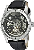 Kenneth Cole New York Men's 'Automatic' Automatic Stainless Steel and Leather Dress Watch