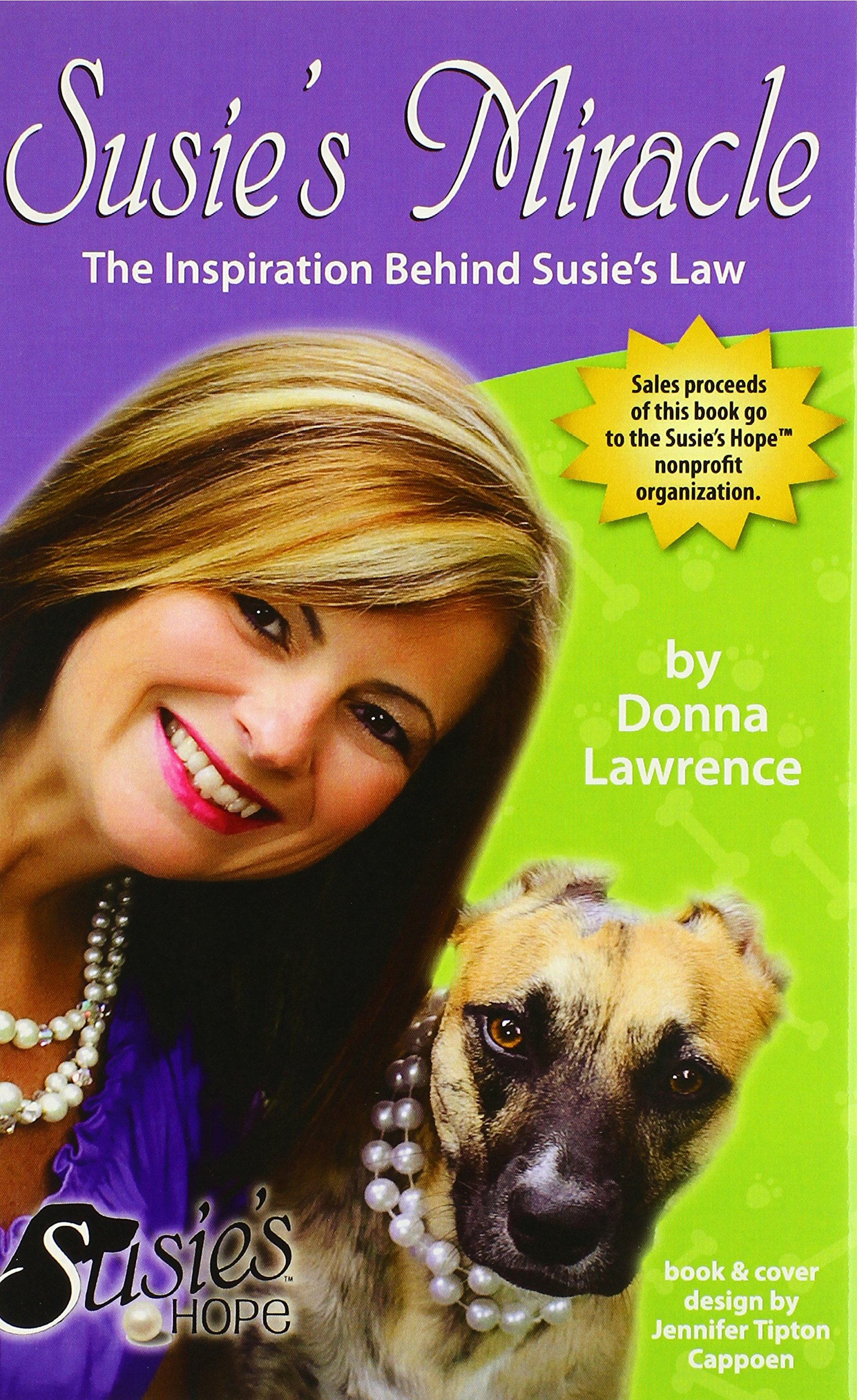 Download Susie's Miracle the Inspiration Behind Susie's Law pdf