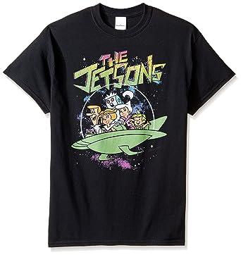 40e94d8726d Amazon.com  Hanna-Barbera Men s The Jetsons T-Shirt  Clothing