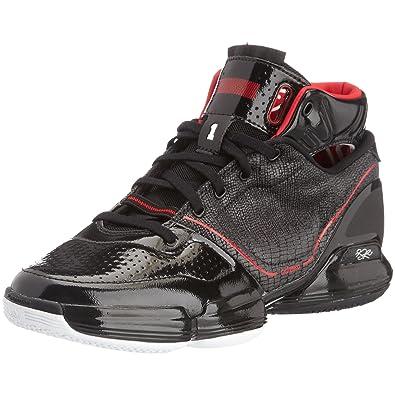 9ae3ed2c1611 Adidas Adizero Rose – Shoes Basketball Practice T-Shirt – Black White Red
