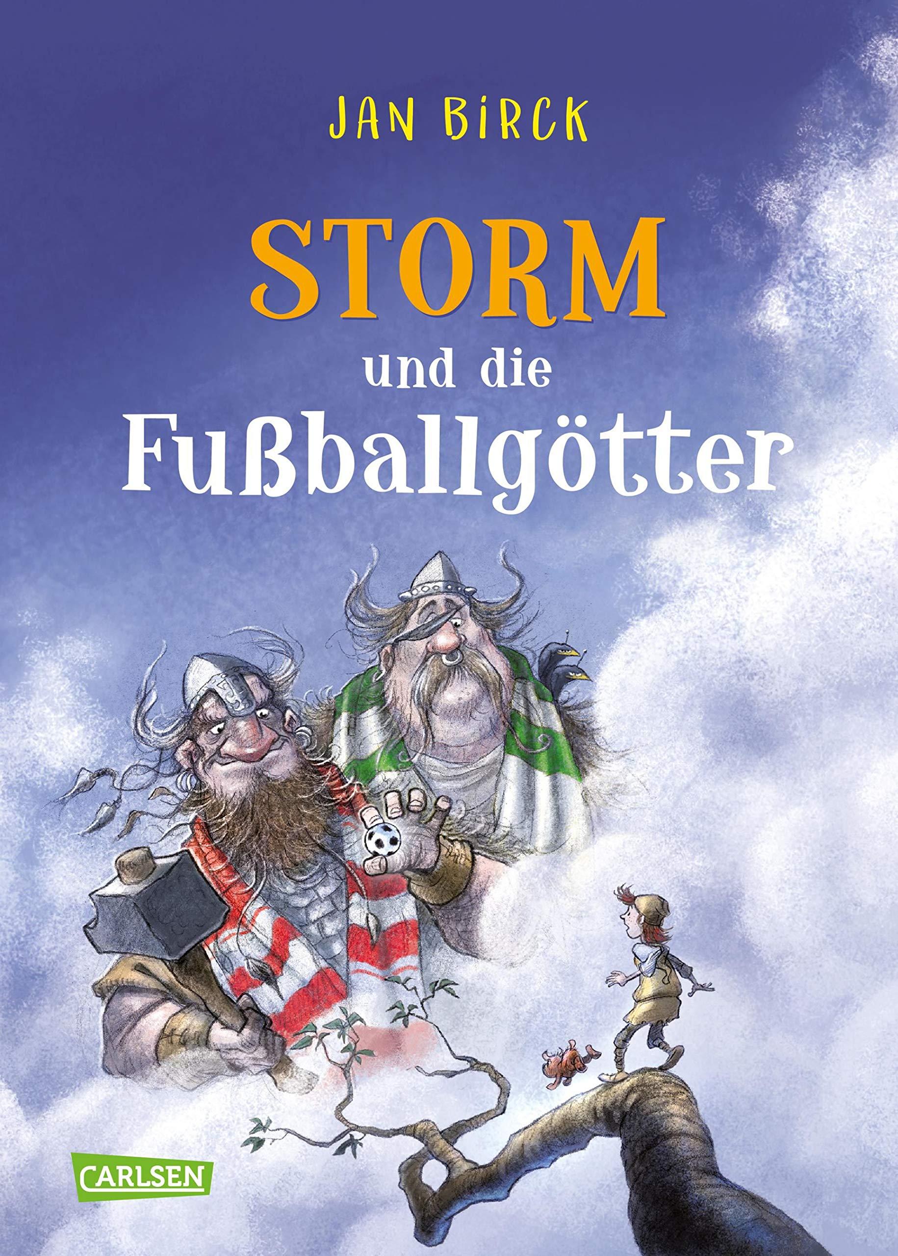 Storm Und Die Fußballgötter  Storm Oder Die Erfindung Des Fußballs