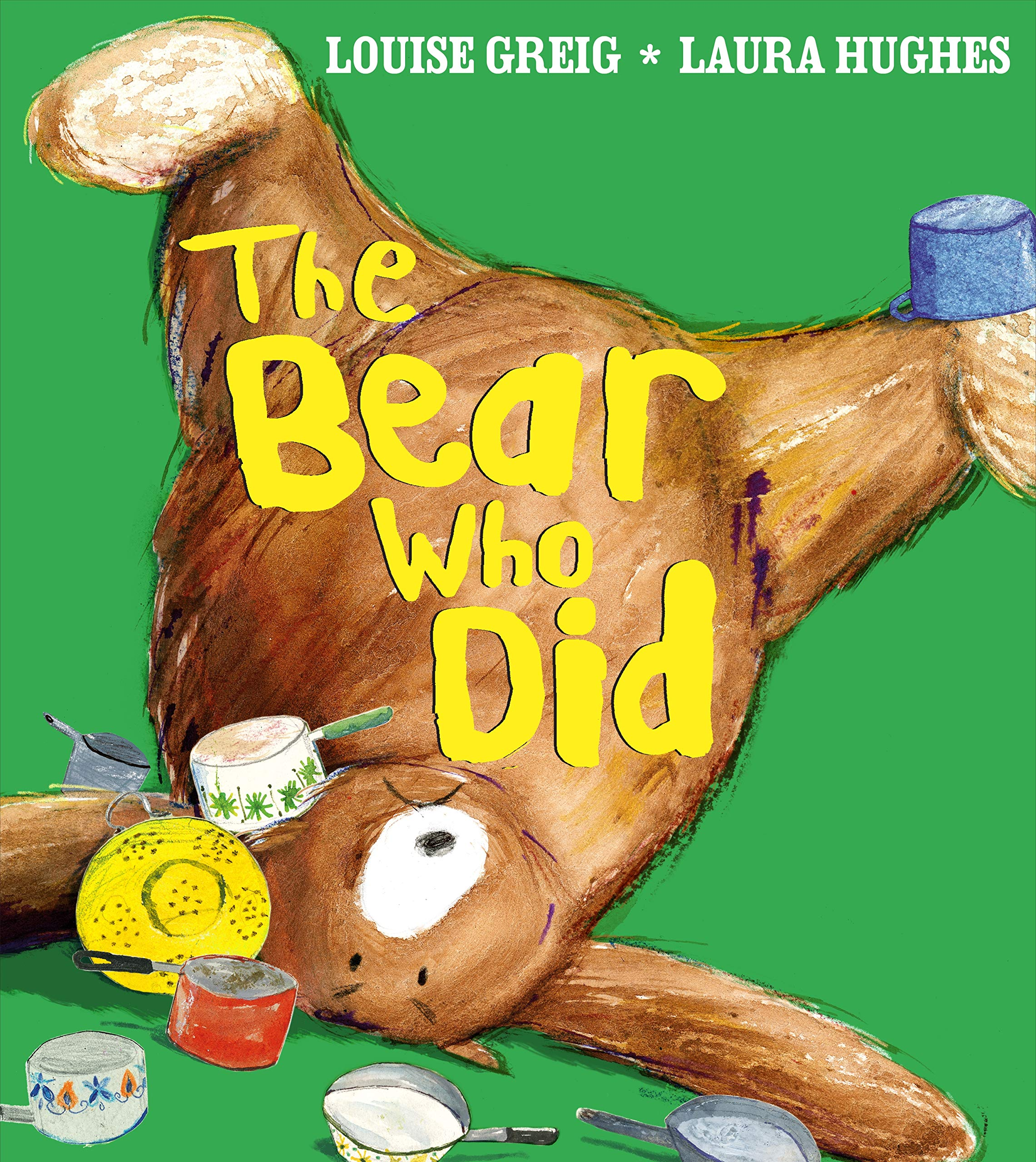 Image result for bear who did book