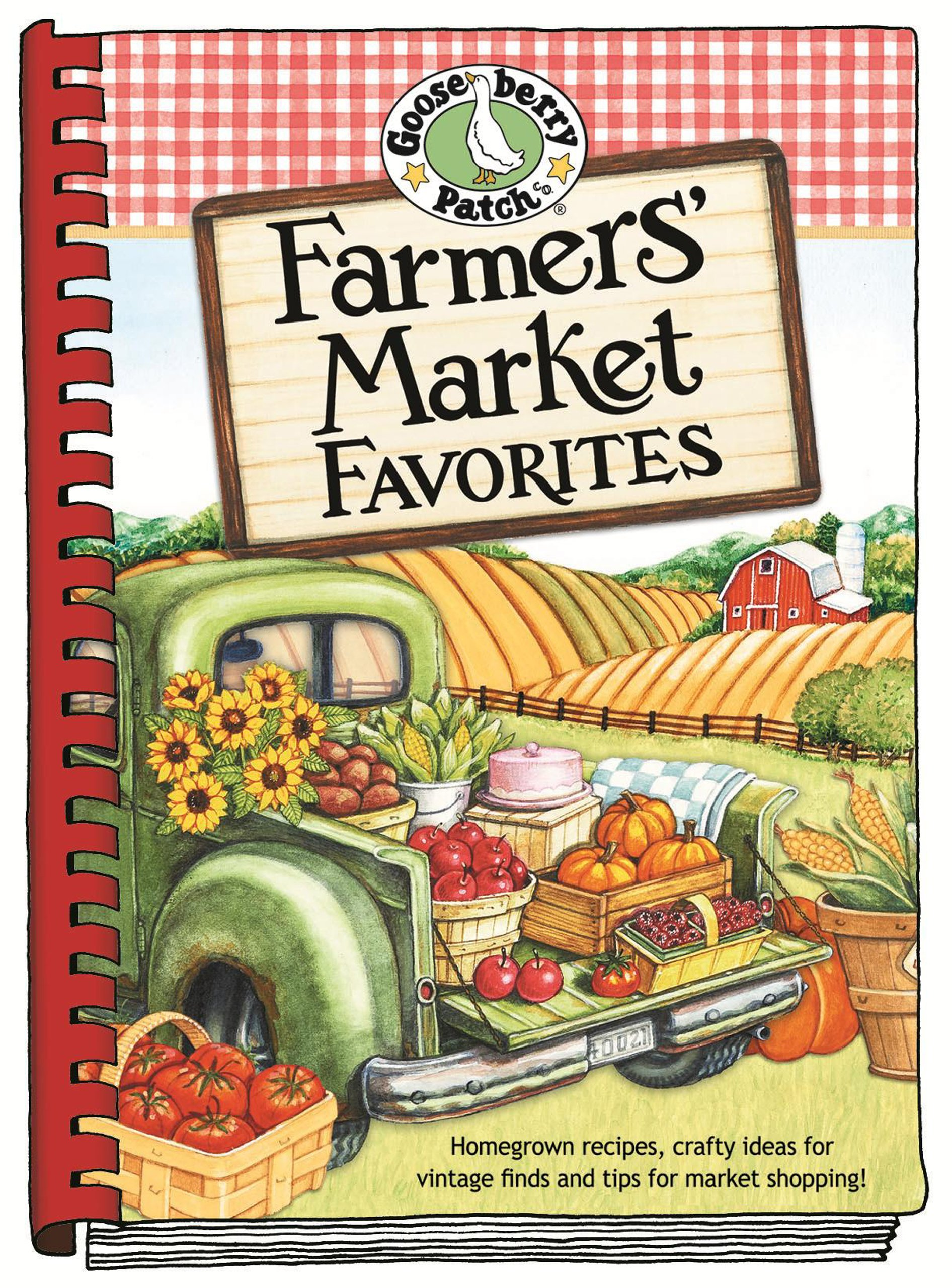 Farmers' Market Favorites (Everyday Cookbook Collection) by Brand: Gooseberry Patch