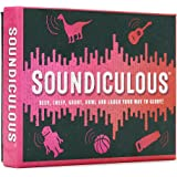 Soundiculous: The hilarious party game of ridiculous sounds
