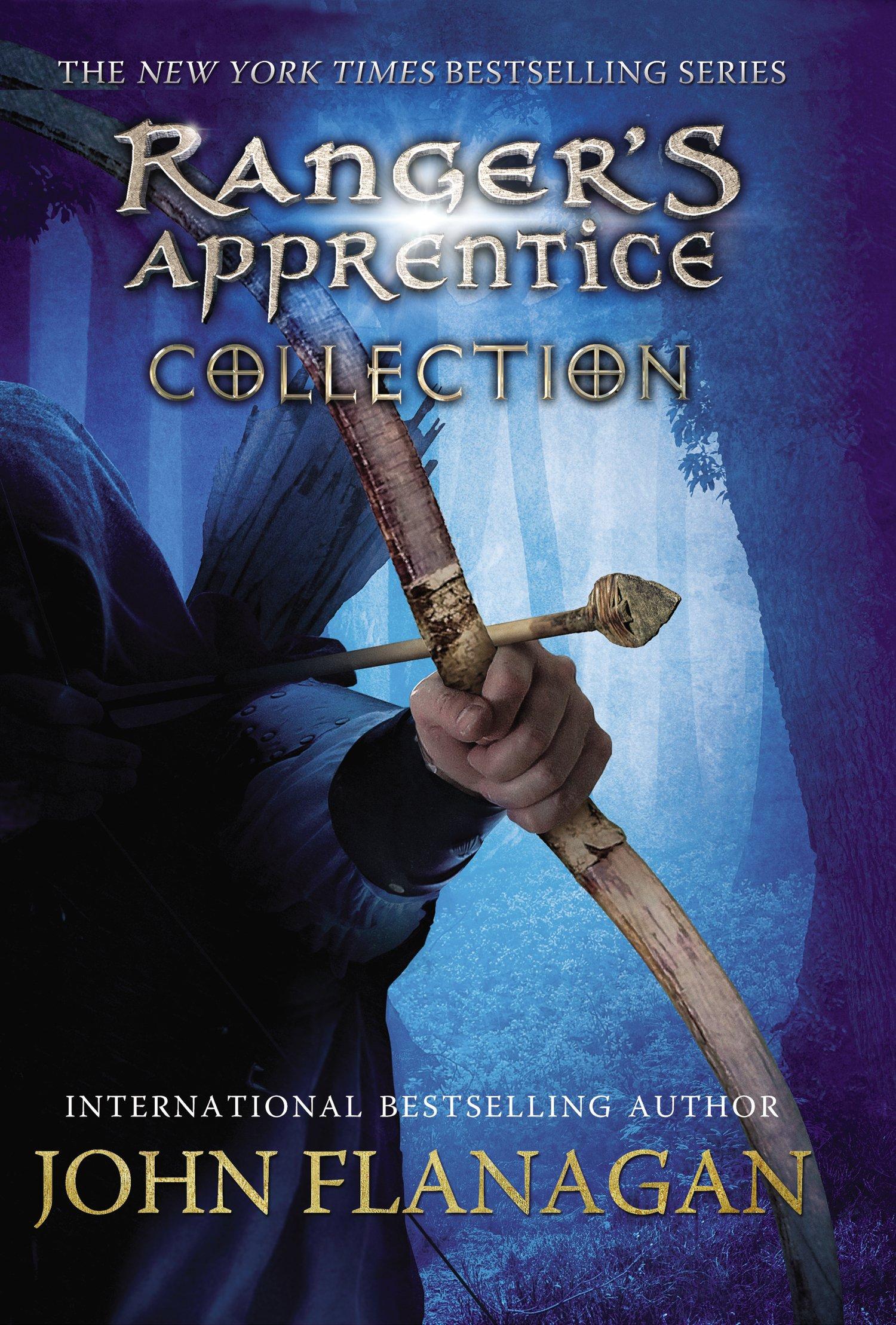 The Ranger's Apprentice Collection: Amazon: John A Flanagan:  0971487371436: Books