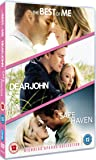 Nicholas Sparks Triple: Dear John/Safe Haven/The Best of Me [DVD]