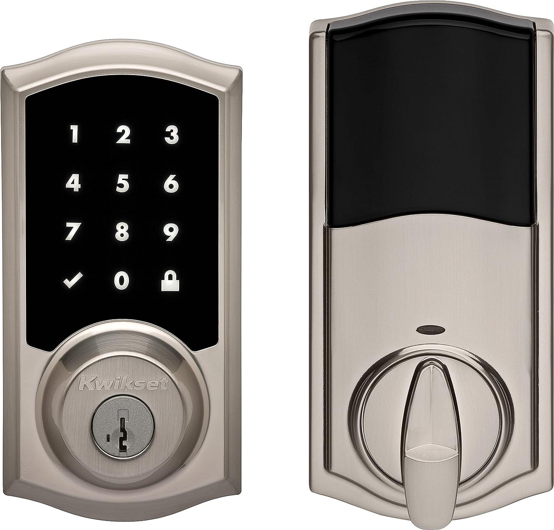 Kwikset Premis Touchscreen Smart Lock Works with Apple HomeKit