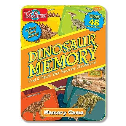 dinosaur memory games