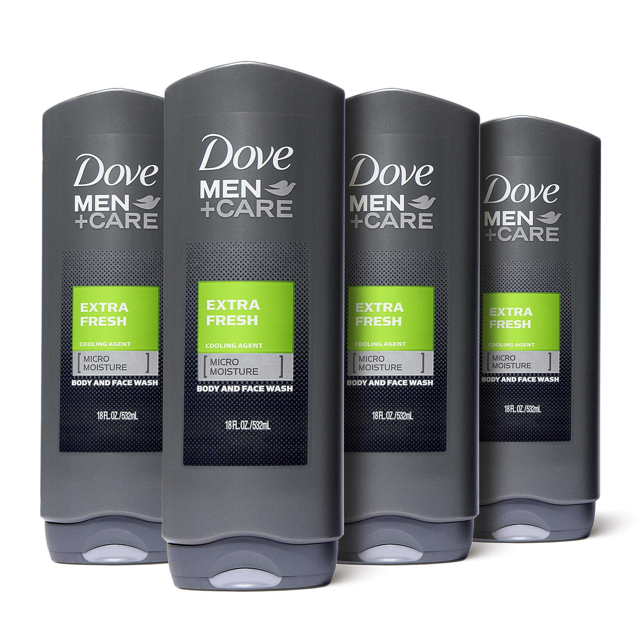 Dove Men Care Body And Face Wash Extra Fresh 18 Oz 4 Count For Dry Skin Effectively Washes Away Bacteria While Nourishing Your Skin Buy Online In Colombia Dmc Bar Body
