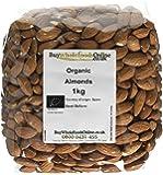 Buy Whole Foods Online Organic Almonds, 1 Kg