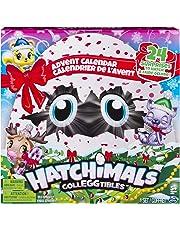 Hatchimals - Colleggtibles - Advent Calendar - Exclusive Hatchimals & Nests - Ages 5+