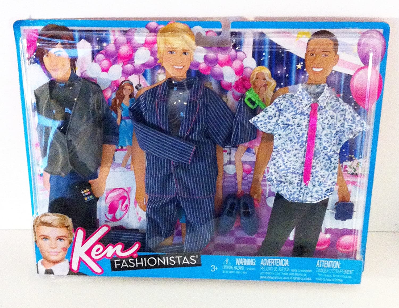 Barbie Bambola Ken Fashionista 17