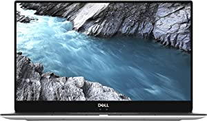 "Dell XPS 9370 Laptop 13.3"" FHD InfinityEdge Display, 8th Gen Intel Core i7-8550U 16GB RAM 512GB SSD Fingerprint Reader Windows 10"