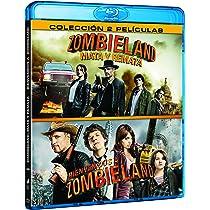 Pack: Zombieland 1 + Zombieland 2 (BD) [Blu-ray]: Amazon.es: Jesse ...