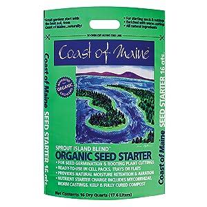 Coast of Maine Organic Seed Starter