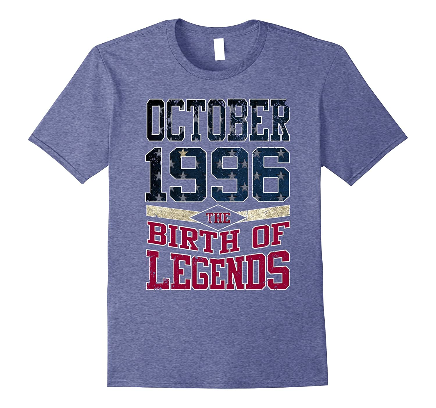 1996 OCTOBER OCT The Birth Of Legends Gift 21 Yrs Years Old-Art