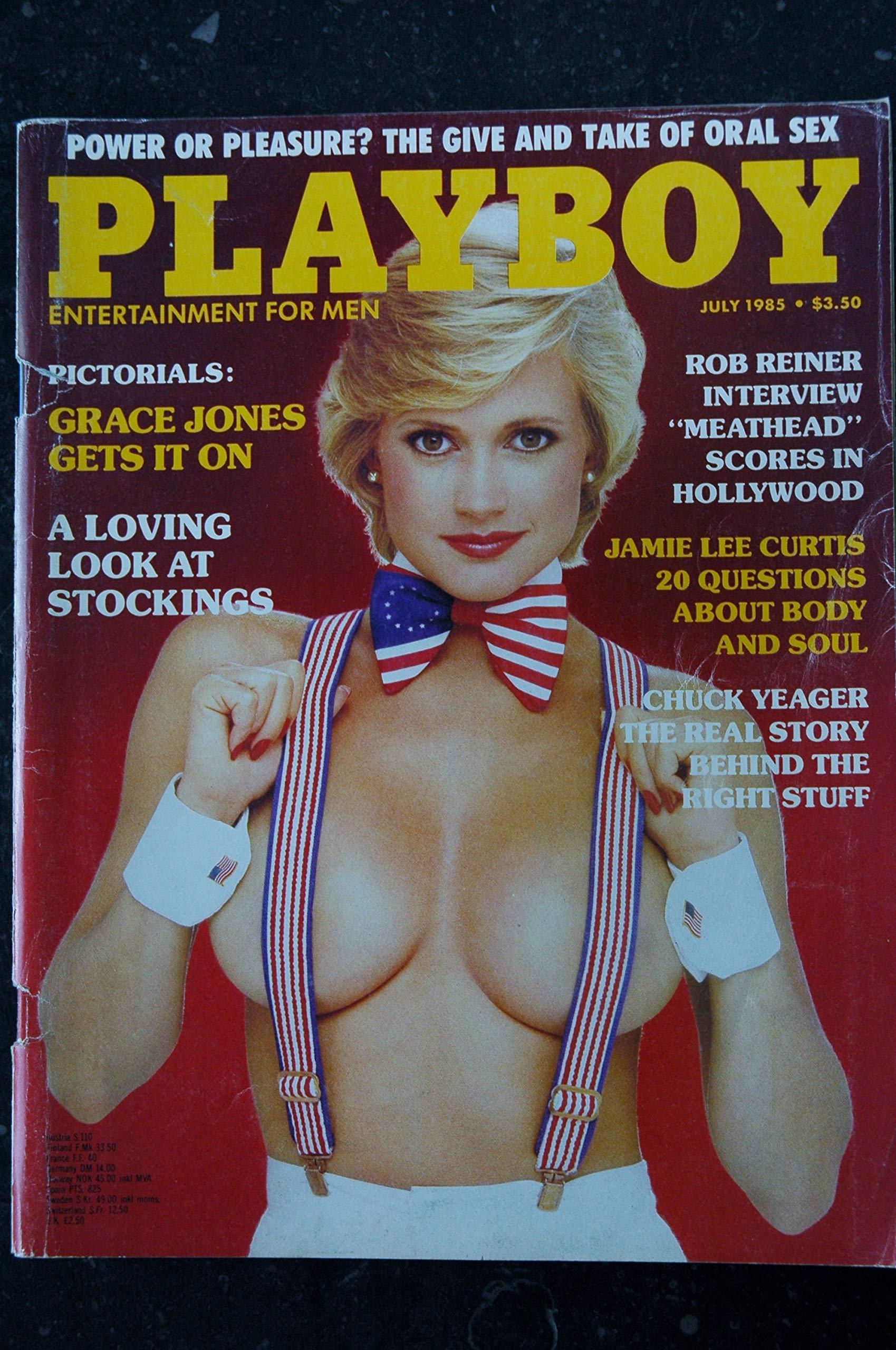 Playboy grace jones Grace Jones