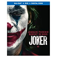 Deals on Joker Blu-ray + DVD + Digital Copy