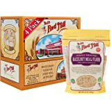 Bob's Red Mill Resealable Hazelnut Meal/Flour, 14 Oz (4 Pack)