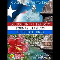Colección de Hermosos Poemas Clásicos de Puerto Rico (Spanish Edition)