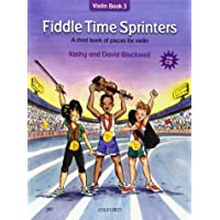 Fiddle Time Sprinters + CD: A third book of pieces for violin