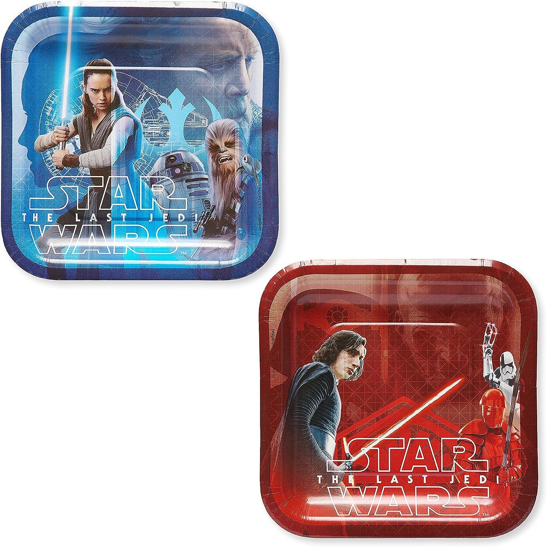 Amazon.com: Hojas de pegatinas de Star Wars: The Last Jedi ...