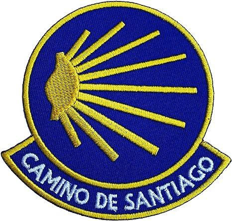 Parche Camino de Santiago (3,5 pulgadas) Saint James Way España ...