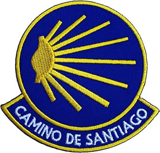 Karma Patch Parche Camino de Santiago (3,5 pulgadas) Saint James ...