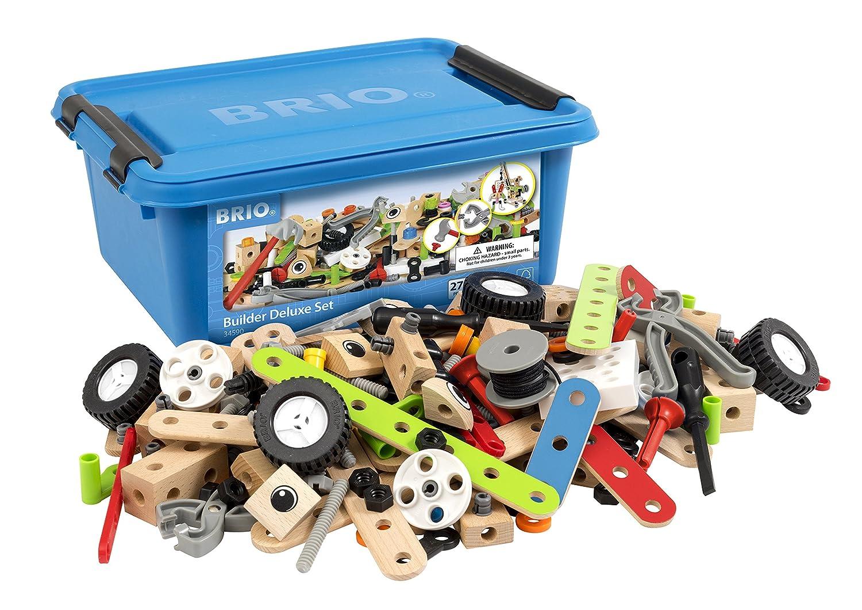 BRIO 34590 - Builder Deluxe Set