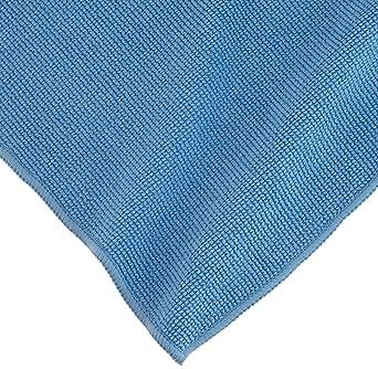 Divers Eponge Microfibre Bleu 24 x 24 cm