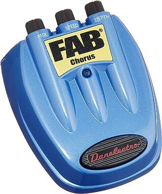 Danelectro D-5 Fab Chorus Pedal