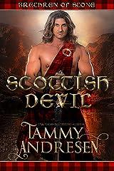 Scottish Devil (Brethren of Stone Book 1) Kindle Edition
