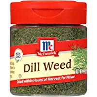 Deals on McCormick Dill Weed, 0.3 oz