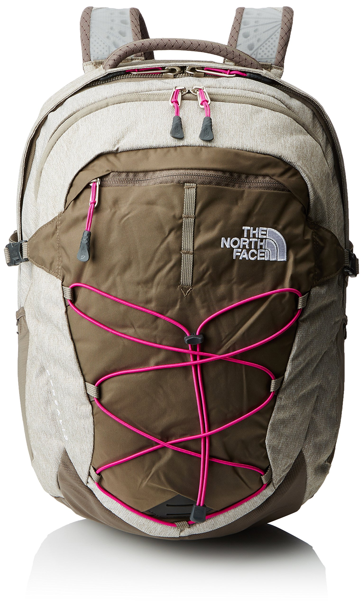 The North Face Women's Borealis Brindle Brown/Luminous Pink One Size