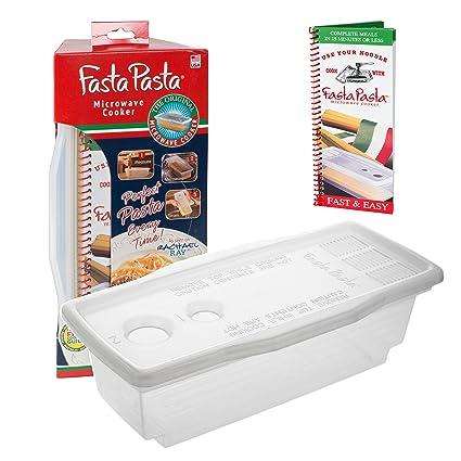 Fasta Pasta Olla pasta Original con espiral sin lío ...