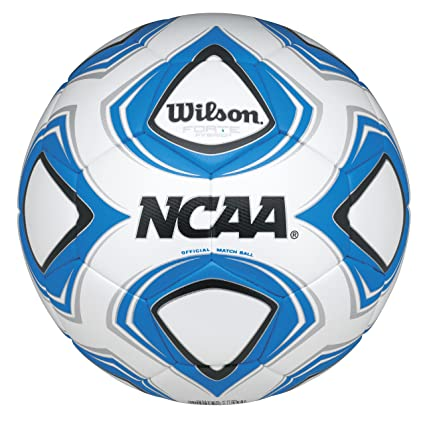 Amazon.com   Wilson NCAA Forte Fybrid Soccer Ball   Sports   Outdoors 38c7ddcc7