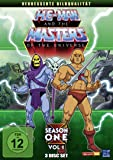 HE-MAN AND THE MASTERS OF THE UNIVERSE - Volume 1, Folge 1-33 (DVD)