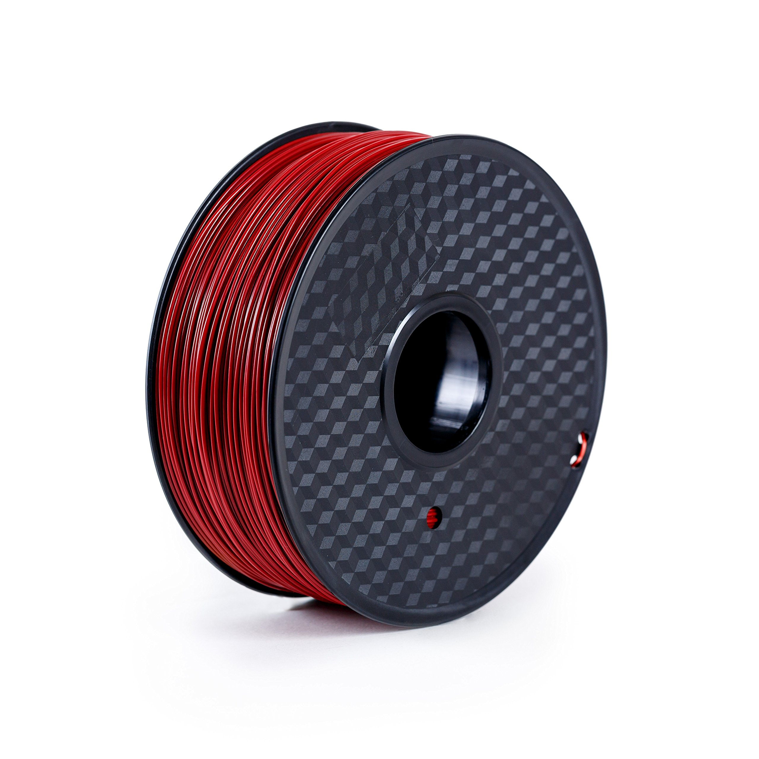 Paramount 3D PLA (PANTONE Iron Red 1815C) 1.75mm 1kg Filament [IRRL30111815C]