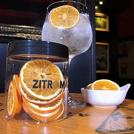 Naranja deshidratada para cóctel. Fruta deshidratada sin azúcar para coctel /decoración / repostería / navidad / bebidas.Rodaja de Naranja seca 100% ...