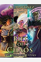 Rift of Chaos: The Complete Trilogy Omnibus Kindle Edition