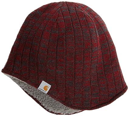 6b91066773d Carhartt Men s Marled Ear Flap Hat