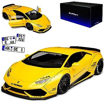 Spielzeug für draußen Lamborghini Fußball in gelb