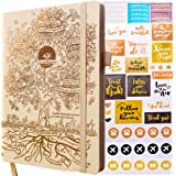 Law of Attraction Planner - 2021 Deluxe Weekly, Monthly Planner, a 12 Month Journey to Increase Productivity & Happiness - Li