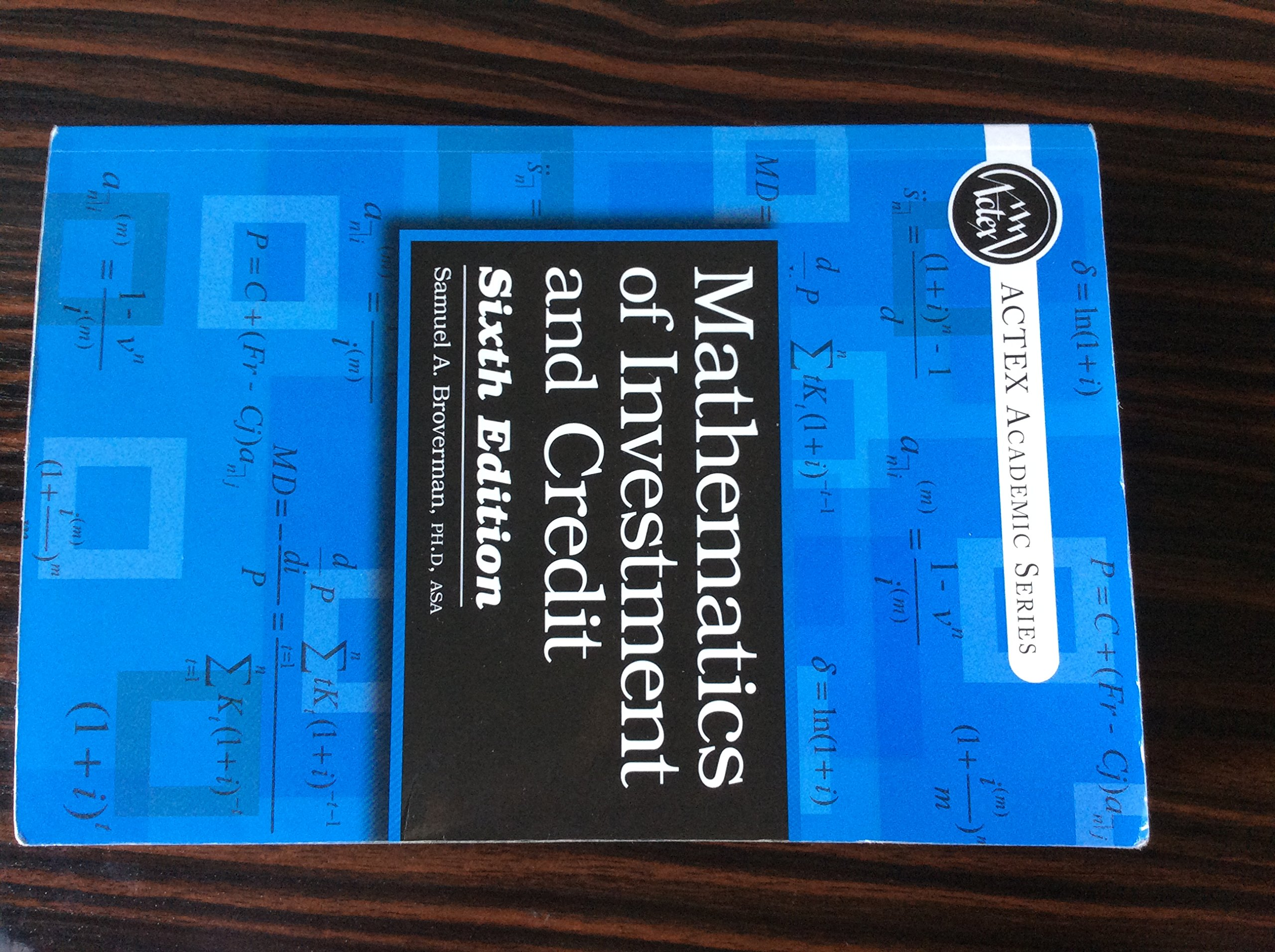vassiliev mathematics of investment