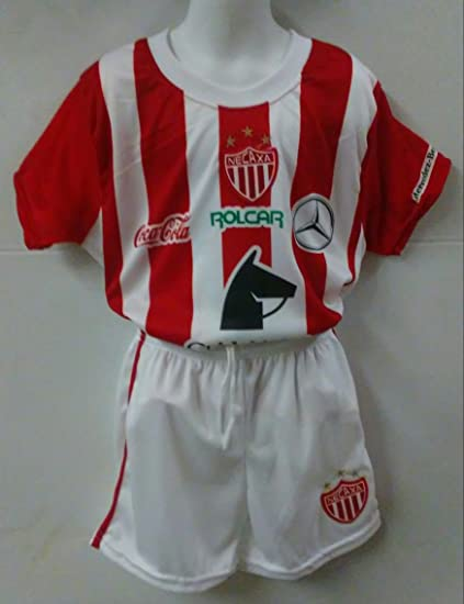 31e6ee6d3976a Club Necaxa Rayos Replica Jersey and Shorts Youth Set (6)   Sports    Outdoors