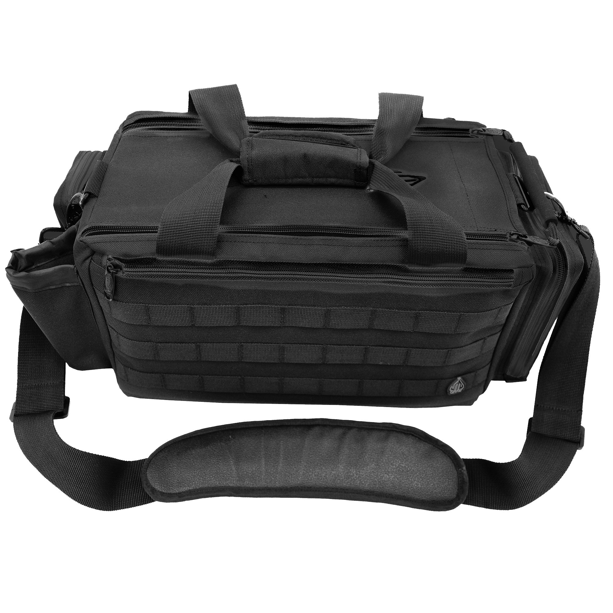 UTG All in One Range/Utility Go Bag, Black, 21'' x 10'' x 9''